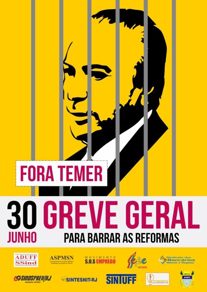 greve geral 30