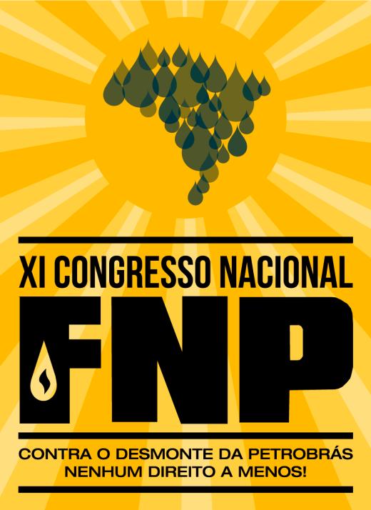 Logo XI Congresso Nacional FNP