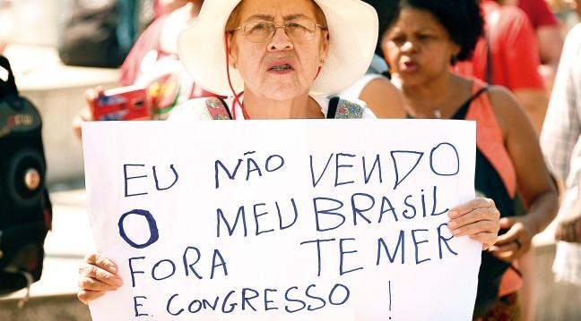 Eu não vendo o meu Brasil - DSC 750-112145
